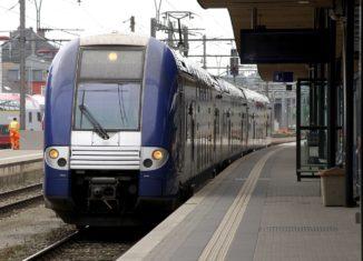 mijloace de transport tren